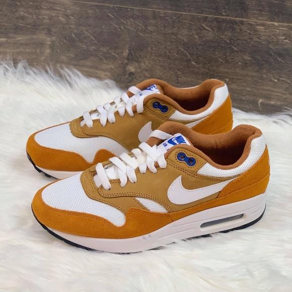 Nike Air max 1 Premium Retro Curry Men's